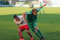 Divize 2016/2017: Klatovy (bílé dresy) - Sedlčany 2:0