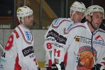 Hokejisté SHC Maso Brejcha Klatovy hráli v Kolíně.
