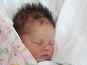 Sofie Benešová z Klatov (3000 g, 47 cm) se narodila v klatovské porodnici 19. ledna v 6.35 hodin. Rodiče Veronika a Marián si nechali  pohlaví miminka jako překvapení. Na sestřičku se těší Natálka (4) a  Mariánek (3).