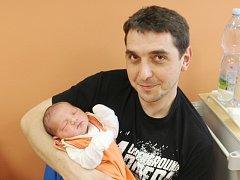 Kristýna Štěrbová ze Strakonic (3840 g, 52 cm) se narodila v klatovské porodnici 21. února ve 20.14 hodin. Rodiče Renata a Jaroslav přivítali svoji očekávanou dceru na svět společně.