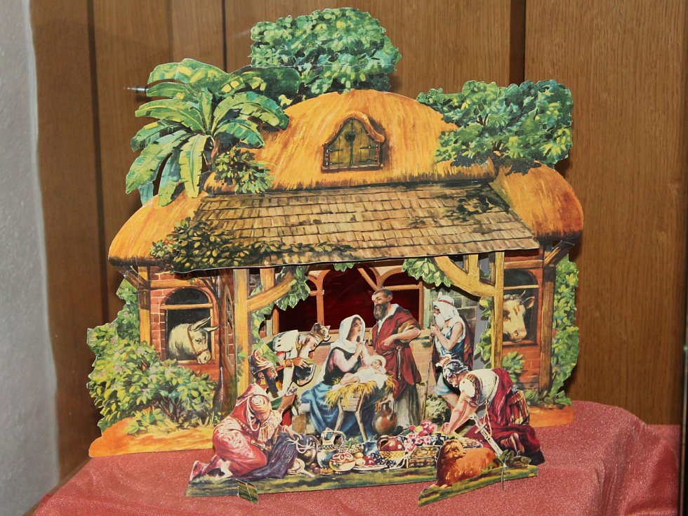 Výstava betlémů v Sušici.