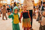 Dětský karneval v Sušici.