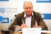 Starosta Klatov Rudolf Salvetr.