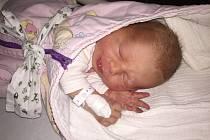 Anna Ferenčíková z Ujčína (3370 g, 50 cm) se narodila v klatovské porodnici 24. června v 17.28 hodin. Rodiče Alena a Peter přivítali očekávanou dceru společně na svět. Na sestřičku se doma těší i Adélka (3 roky).