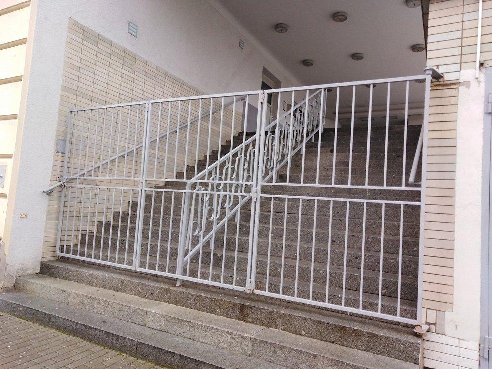 Kino Šumava v Klatovech.