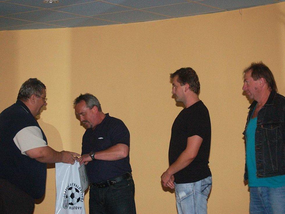 Za účasti 46 zástupců klubů a nového účastníka OP dorostu, zástupce Sokola Kasejovice, se konal 9. července v Klatovech tradiční letní aktiv Okresního fotbalového svazu Klatovy.