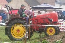 Traktoriáda v Mlázovech 2010