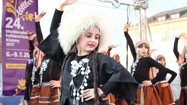 Mezinárodní folklorní festival Klatovy