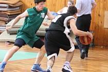 Kvalifikace o ligu U19 BK Klatovy - BC Benešov 71:42.