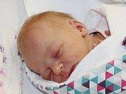 Liliana Kubová z Janovic nad Úhlavou (3380 g, 50 cm) se narodila v klatovské porodnici 10. dubna ve 13.48 hodin. Rodiče Nela a Jakub přivítali očekávanou dceru na světě společně. Na sestřičku se těší Viktorek (3).