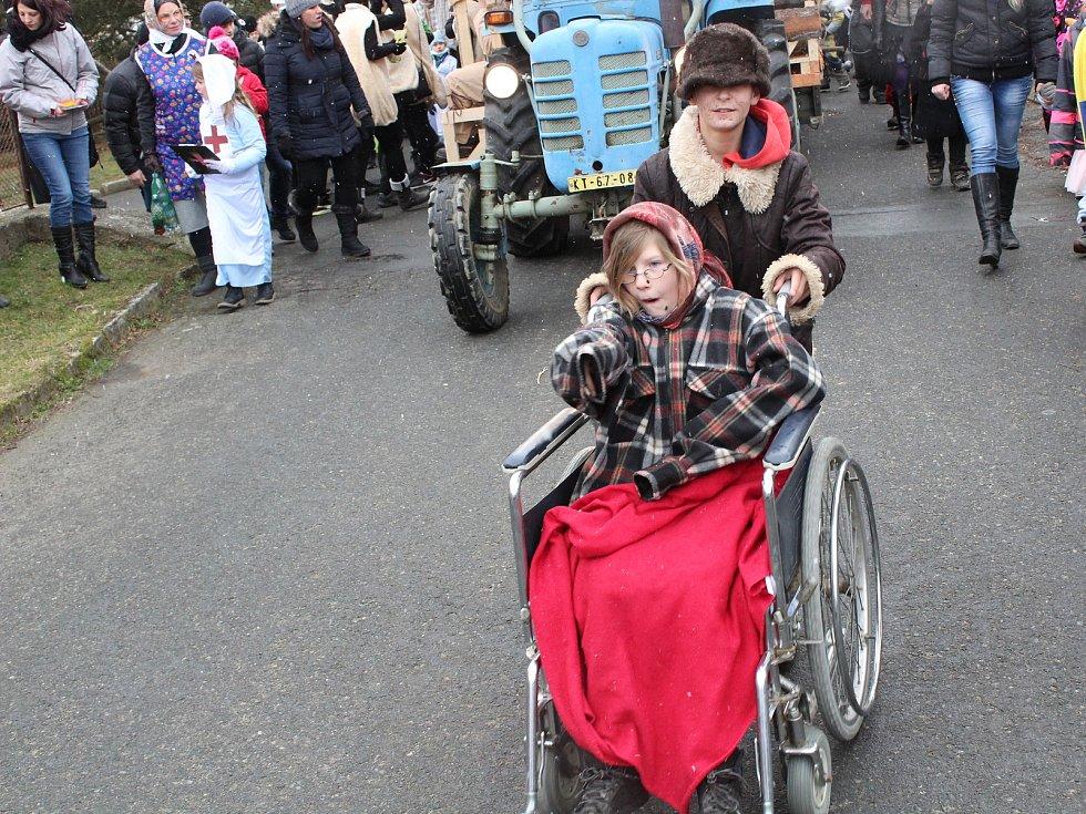Strážovský masopust 2018