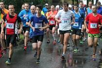 Běh klatovskou kolonádou 2016