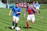 Krajská soutěž žáků 2017/2018: Švihov (modré dresy) - Nýřany 4:5