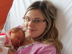 Nikol Tyrpeklová z Klatov (3545 gramů, 51 cm) se narodila v klatovské porodnici 4. března v 11.51 hodin. Rodiče Věra a Václav věděli dopředu, že jejich prvorozené miminko bude holčička.