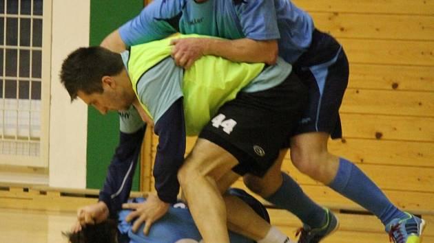 Okresní soutěž ve futsale, Mengy Team - 1. FC Kdejsmemohlibejt, Start Luby - SF Trivec C.