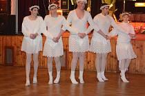 První spolkový ples v Pačejově.