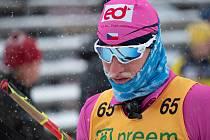 ČESKÝ BĚŽEC NA LYŽÍCH Jan Šrail (na archivním snímku) obsadil na úvod maratonské sezony 38. místo.