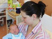 Štěpán Švára z Klatov (3720 g, 52 cm) poprvé zakřičel v klatovské porodnici 10. února ve 20.09 hodin. Z narození syna se radují rodiče Anežka a Josef. Na brášku netrpělivě doma čeká Ondřej (3).