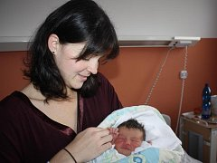 Dorota Královcová z Nepomuka (3370 gramů, 50 cm) se narodila v klatovské porodnici 22. prosince v 9.52 hodin. Rodiče Martina a Jan přivítali očekávanou prvorozenou dcerku na svět společně.