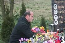 Michal Vostárek, který nehodu u Běšin přežil
