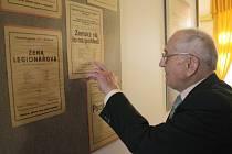 Jaroslav Kojzar vzpomínal na divadlo v Žihobcích