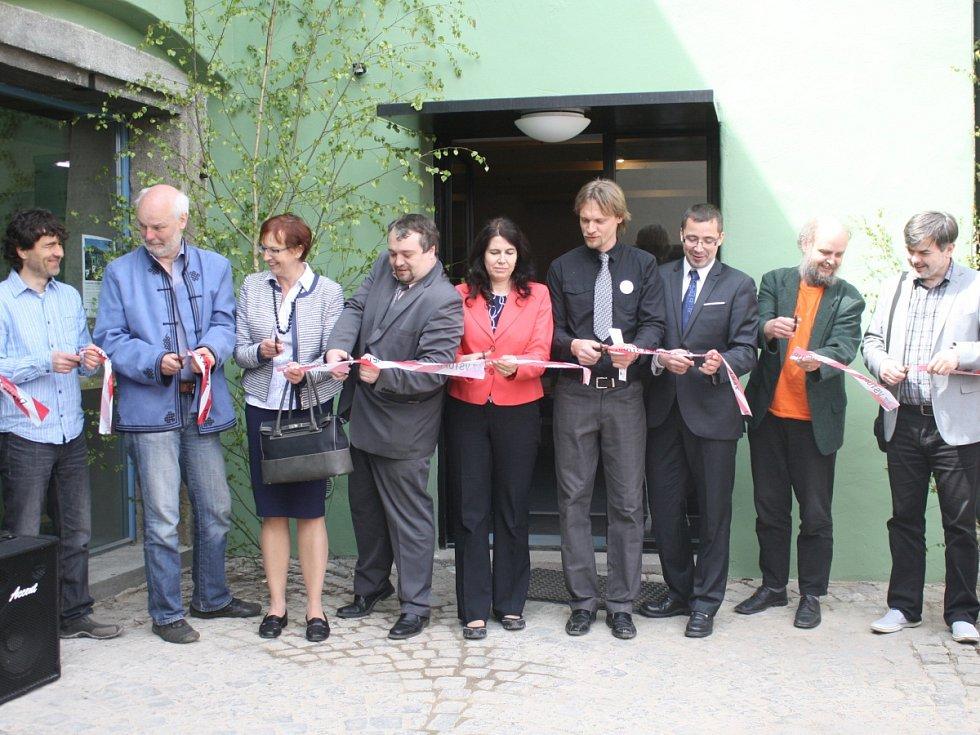 Otevření envicentra PROUD v Horažďovicích.