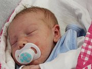 Sára Hromadová z Klatov (3520 g, 50 cm) se narodila v klatovské porodnici 2. ledna ve 2.14 hodin. Svoji dceru přivítali na svět rodiče Marcel a Tomáš společně. Na sestřičku se doma těší Kryštof (14) a Sofinka (12).