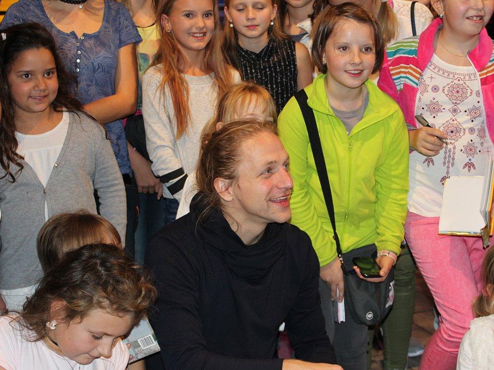 Tomáš Klus v Klatovech.