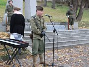 Den válečných veteránů v Klatovech.