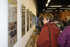 Výstava Klubu českých turistů v Klatovech