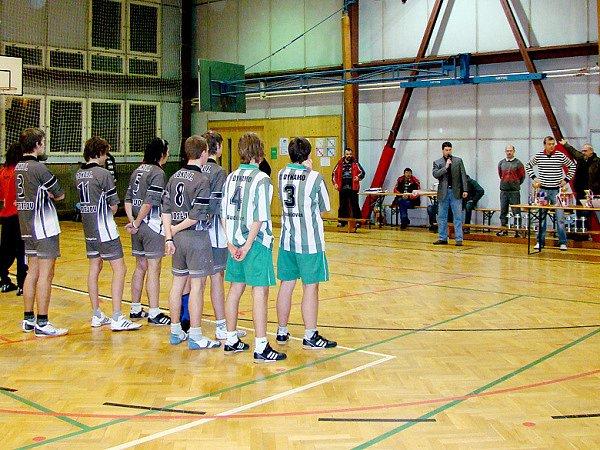 Nohejbalový turnaj dvojic dorostu O pohár města Horažďovice