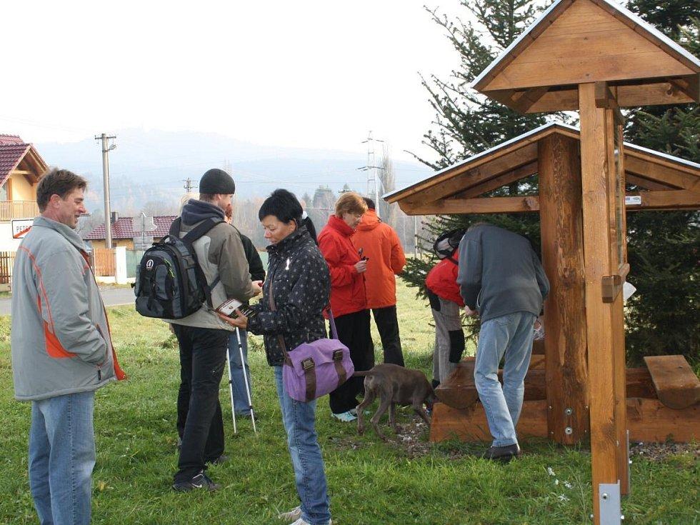 Otevření nové naučné stezky v Petrovicích u Sušice