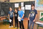 Zajímavé projekty v pačejovské škole.