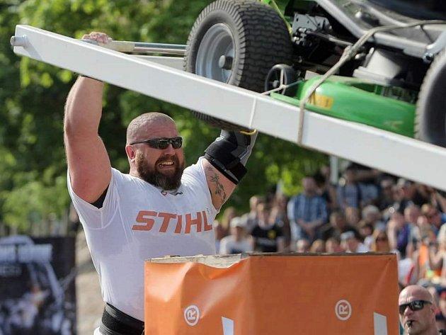 Jiří Vytiska se zúčastnil mistrovství světa v Litvě.