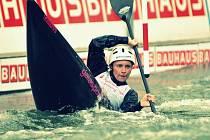 Karlína Galušková zajela ve SP Augsburg skvělé šesté místo.
