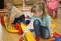 Zápisy v klatovských mateřských školách