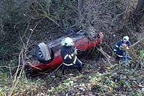 Dopravní nehoda v Sušici