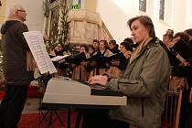 Tříkrálový koncert v Pačejově.