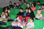 Premiéra hororu Svatý Mikuláš v sušickém kině