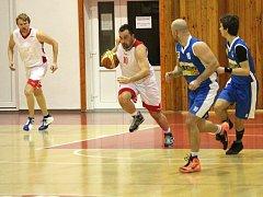 Basketbal: Klatovy B - Slavoj Plzeň B