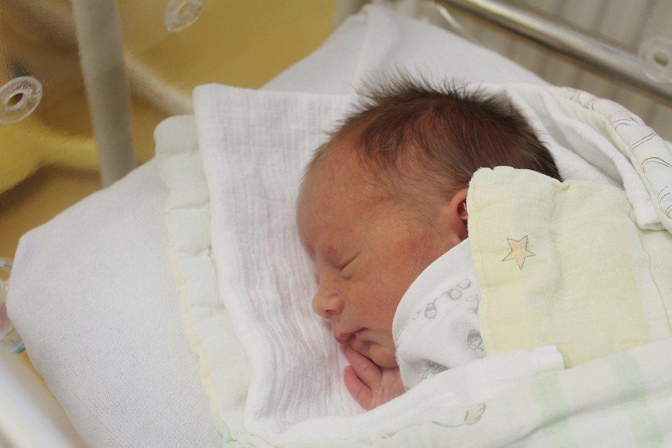 Václav Bouše z Dvorce se narodil v klatovské porodnici 31. prosince v 1.25 hodin (2190 g, 43 cm). Rodiče Petra a Václav dopředu věděli, že jejich druhorozeným miminkem bude chlapeček. Doma se na malého brášku těší Petra (10).