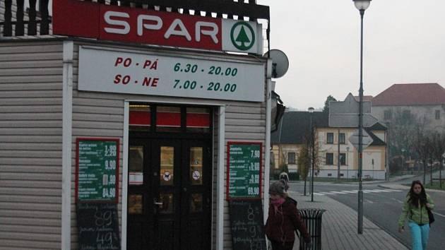 Obchod ve Švihově