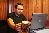 Nejvýkonnější webový pivař