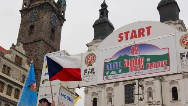 Mogul Šumava Rallye Klatovy