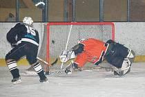 Hokejisté SKP Klatovy na domácím ledě porazili HC Pubec 8:6