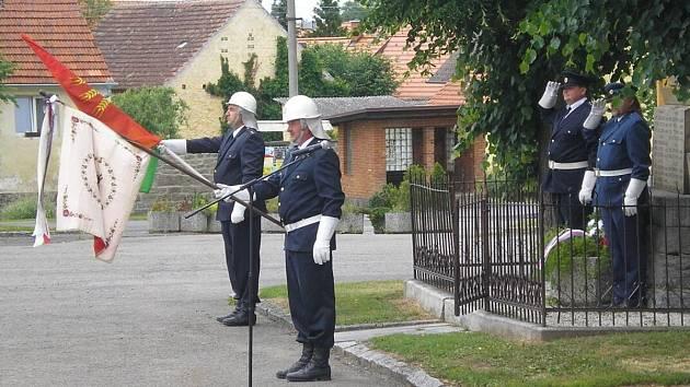 SDH Svéradice oslavil 120. výročí založení
