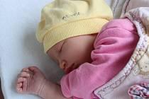 Anežka Císlerová z Koryt (3560 g, 51 cm) se narodila v klatovské porodnici 28. srpna ve 2.30 hodin. Rodiče Markéta a Jiří věděli, že Kubík (2) bude mít sestřičku.