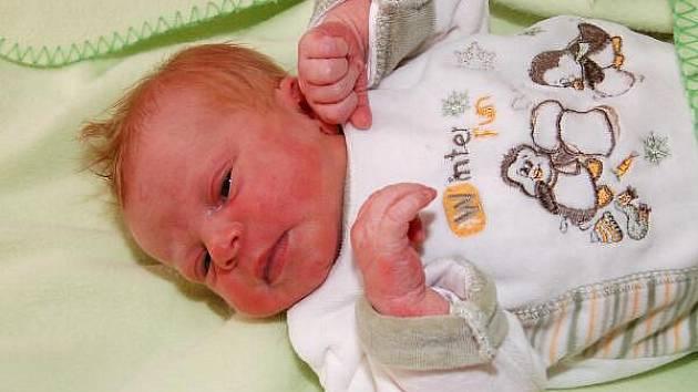 Anežka Vildová z Klatov se narodila v klatovské porodnici 19. dubna ve 22.45 hodin.Vážila 2900 gramů a měřila 48 cm. Rodiče Štěpánka a Milan věděli dopředu, že si domů přinesou holčičku.
