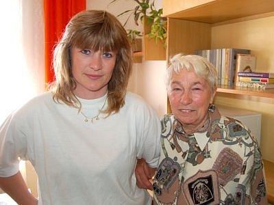 Jitka Malátová a Marie Faistová.