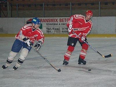 outěžní ročník 2007/2008  okresního hokejového přeboru mužů Bohemia Lion Cup vyvrcholil v neděli na ledě klatovského zimního stadionu.